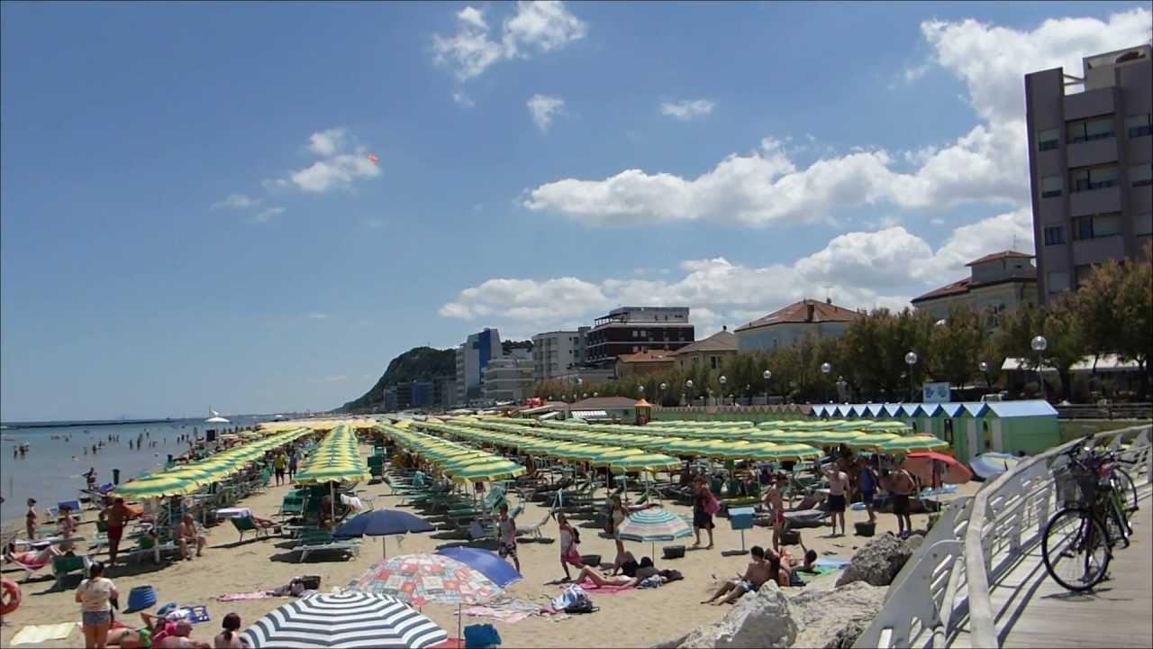 Soggiorno marino a Pesaro